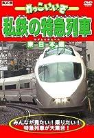 かっこいいぞ 私鉄の特急列車 東日本編 KJX-006 [DVD]