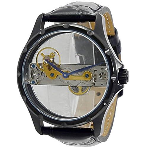 アルカフトゥーラ ARCA FUTURA 手巻き メンズ 腕時計 S13343-BBK [並行輸入品]