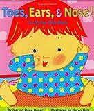 Toes, Ears, & Nose! (Karen Katz Lift-the-Flap Books)