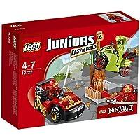 レゴ (LEGO) ジュニア ニンジャゴーカート vs ヘビヘビバイク 10722