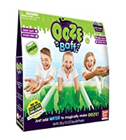 Zimpli Kids Ooze Baff-2 Use Bath Gel Toy Green 300g [並行輸入品]