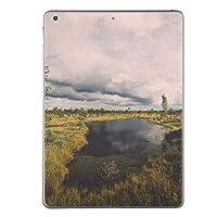 第1世代 iPad Pro 12.9 inch インチ 共通 スキンシール apple アップル アイパッド プロ A1584 A1652 タブレット tablet シール ステッカー ケース 保護シール 背面 人気 単品 おしゃれ 写真・風景 写真 草原 空 008773
