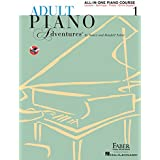 Adult Piano Adventures All-in-One Piano Course Book 1: Book with Online Media