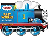 Thomas & Friends: Fast Work!: Storybook & Seek-and-Find Activities