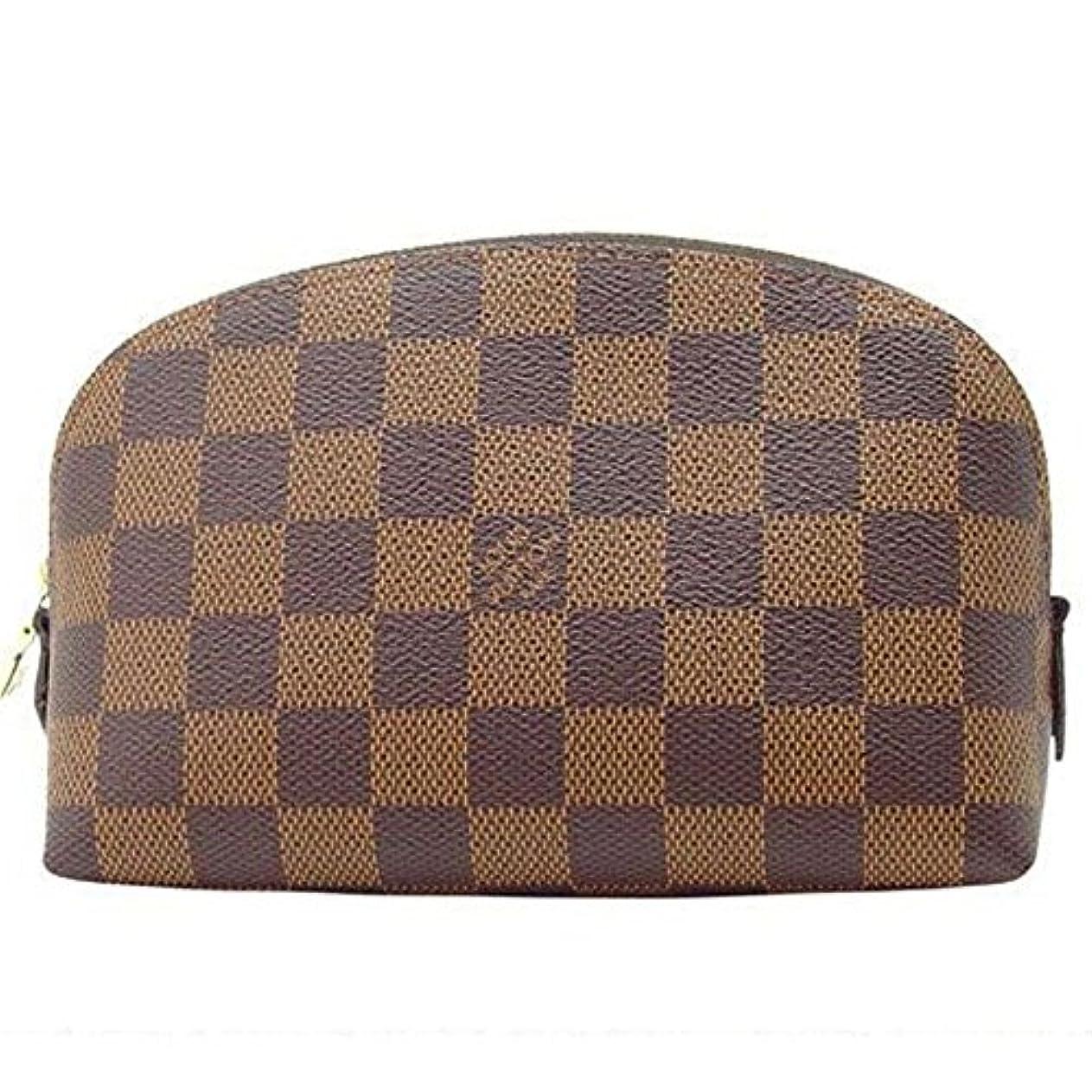 まさに北東良心的Louis Vuitton ルイヴィトン 化粧ポーチ ダミエ ポッシュ コスメティック エベヌ N47516 [並行輸入品]