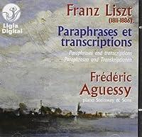 Paraphrases & Transcriptions