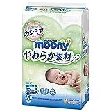 【おしりふき 】ムーニーやわらか素材 純水99% 詰替 400枚(80枚×5)