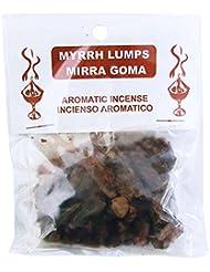 3KINGS Resin Incense(ヨルダンの聖別香) Myrrh Lumps