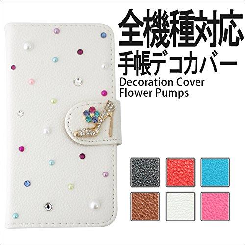 LUMIX Phone 102P 専用 全機種対応 手帳カバ...