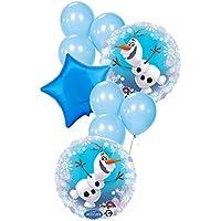 Disney Frozen Olaf誕生日パーティーバルーンパッケージ:は( 2 ) 18