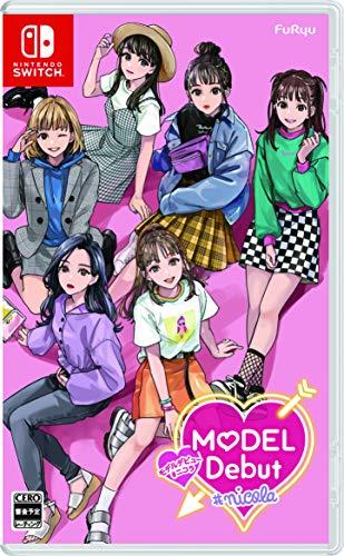 MODEL Debut #nicola/モデルデビュー ニコラ -Switch 【Amazon.co.jp限定】オリジナルコスチューム 配信 付