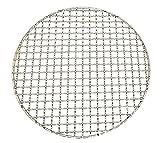 極太 ステンレス製 焼き網 (丸270mm)