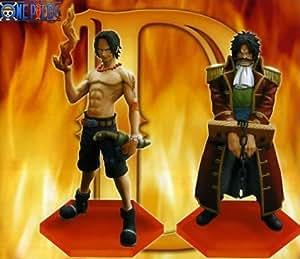 ワンピースDXフィギュア Dの称号 II ONE PIECE アニメ 海賊 冒険 プライズ バンプレスト(全2種フルセット)
