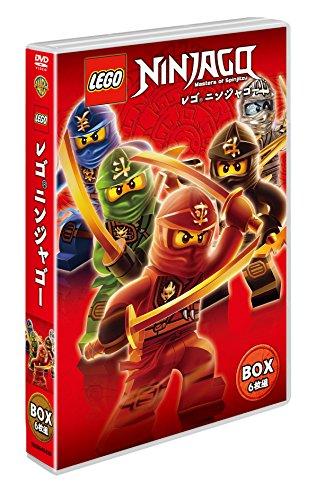 レゴ(R)ニンジャゴー DVD-BOX 2015[DVD]