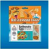 (ロフタス?インターナショナル)Loftus International ガラガラヘビの卵 - いたずらトリックオアの悪ふざけのために偽のガラガラヘビの卵 【インポート】