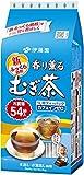 伊藤園 香り薫るむぎ茶 ティーバッグ 7.5g×54袋 デカフェ・ノンカフェイン