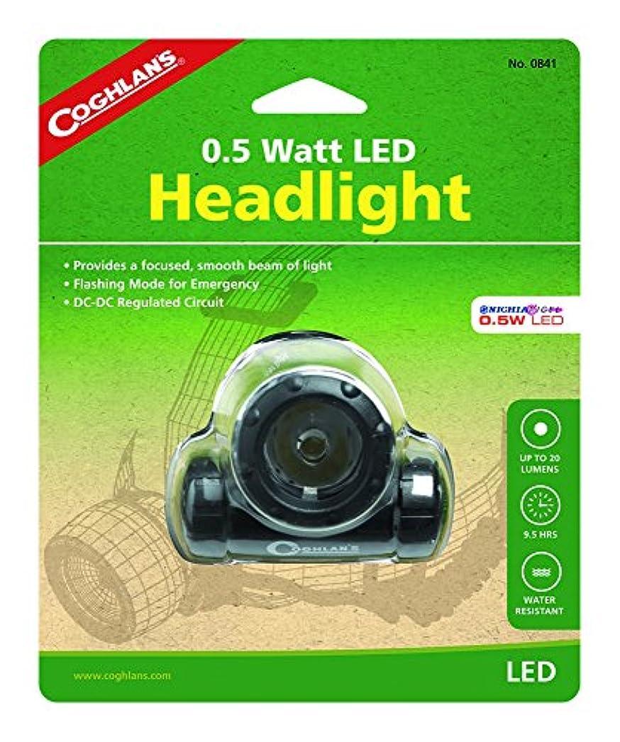 歩道メンターバイアスCoghlan's 0.5 Watt LED Headlight by Coghlan's
