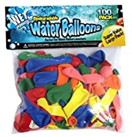 (5) - Biodegradable Water Balloons 500 pack