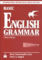 Basic English Grammar (3E) Student Book with CDs(2) and Answer Key (AZAR)