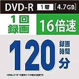 三菱ケミカルメディア Verbatim 1回録画用DVD-R(CPRM) VHR12JP50V4 (片面1層/1-16倍速/50枚)_02