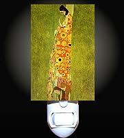 Hope by Klimt装飾夜ライト