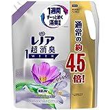 レノア 超消臭1WEEK 柔軟剤 リラックスアロマ 詰め替え 約4.5倍(1790mL)