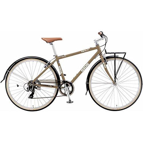 GIOS(ジオス) クロスバイク ESORA BROWN 450mm