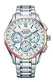 [Citizen] 腕時計 エクシード CC4034-57A メンズ シルバー