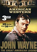 Great American Western: John Wayne Great Legend [DVD] [Import]