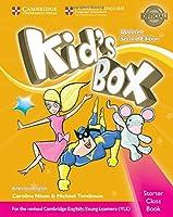 Kid's Box Starter Class Book with CD-ROM American English (Kids Box)