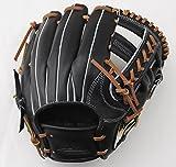 Ip select アイピーセレクトアイピーステアレザースタンダードコレクション 内野手用 野球 硬式用グローブ Ip.042-Ss ブラック LH