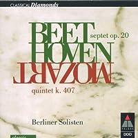 Septet / Horn Quintet: Berliner Solisten