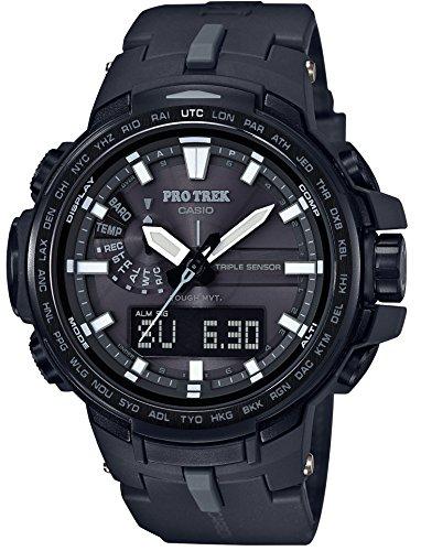 [カシオ]CASIO 腕時計 PROTREK 世界6局対応電波ソーラー PRW-6100Y-1BJF メンズ