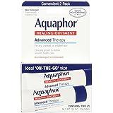 海外直送肘 Aquaphor Healing Ointment 2 Pack, 2/3.5 oz