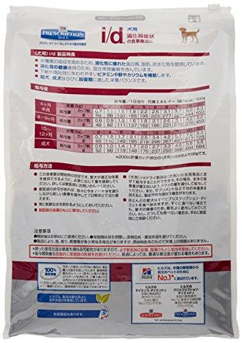 コルゲート(療法食) プリスクリプション ダイエット 犬用 i d ドライ 消化器症状の食事療法に 3kg