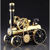 蒸気エンジン付トラクター Model D430
