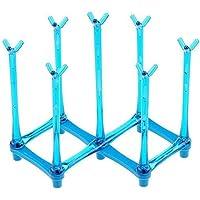 OYAN グラスホルダー カップスタンド ストレッチスタイル (ブルー)
