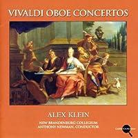 ヴィヴァルディ:オーボエ協奏曲集(クライン/新ブランデンブルク・コレギウム/ニューマン)