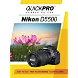 Nikon D5500 Instructional DVD by QuickPro Camera Guides