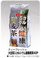 大豆入り カルシウム健康麦茶 40P(全温度用 )