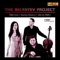 The Belyayev Project [Andrey Baranov; Alexey Zhilin; Miki Aoki ] [Profil: PH12033] by Andrey Baranov