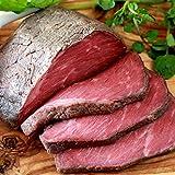 熟成牛 プレミアムローストビーフ 約600g たれ・レホール付きフルセット 希少部位ザブトンのみ使用