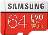 Samsung microSD カード 64GB EVO Plus Class10 UHS-I対応 (最大転送速度100MB/s) MB-MC64GA [並行輸入品] …