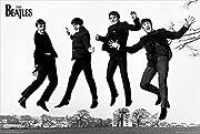 ホワイト・アルバム50周年記念 BEATLES ビートルズ - jump 2 / ポスター 【公式/オフィシャル】