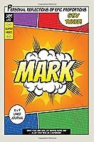 Superhero Mark Journal: Lined Journal
