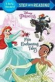 Five Enchanting Tales (Disney Princess) (Step into Reading)