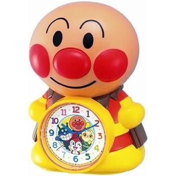 セイコークロック アンパンマン 目覚まし時計 おしゃべりアラーム JF372A
