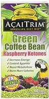 AcaiTrim- Weight Loss Supplement- Green Tea Extract, Green Coffee Bean Extract, Raspberry Ketones, Acai, Probiotics ? Supports Metabolism & Energy For Men & Women- 60 Capsules