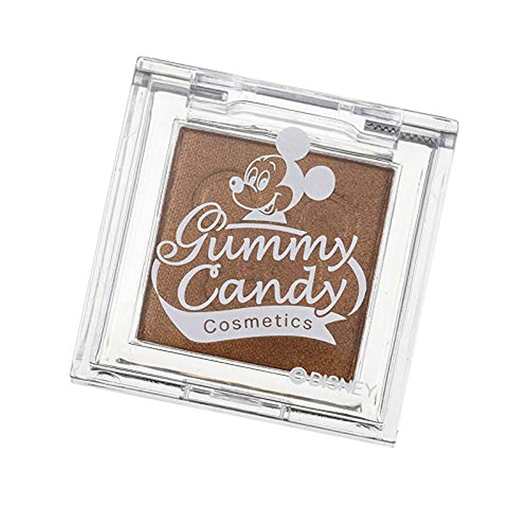 梨意志に反するパンサーディズニーストア(公式)アイシャドウ ミッキー ブラウン Gummy Candy Cosme