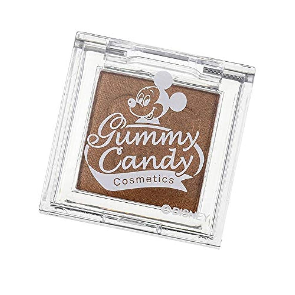 出撃者チーフ割るディズニーストア(公式)アイシャドウ ミッキー ブラウン Gummy Candy Cosme